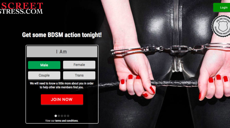 discreetmistress.com bdsm dating site