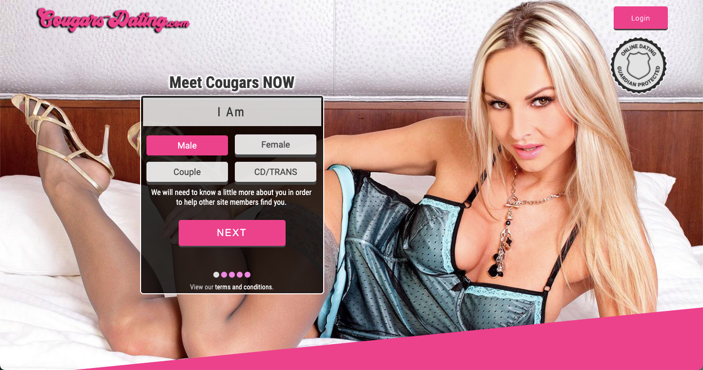 cougar dating