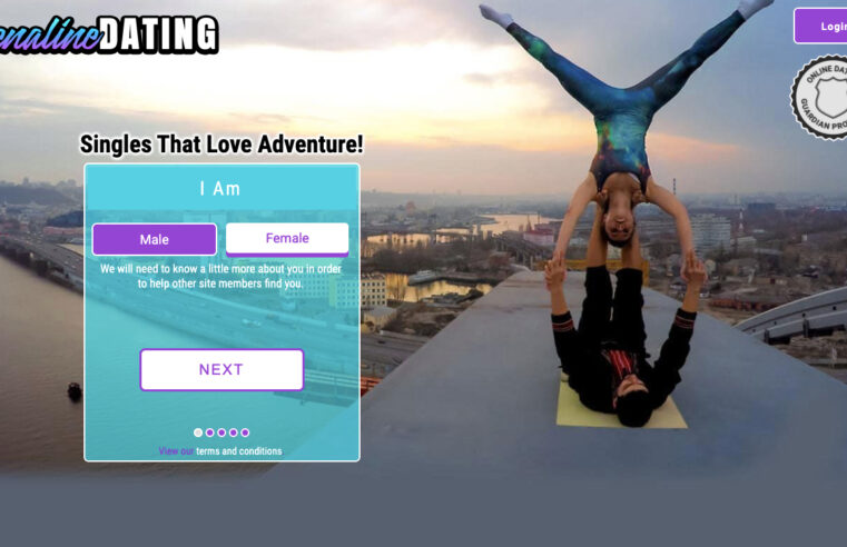 extreme sports dating site