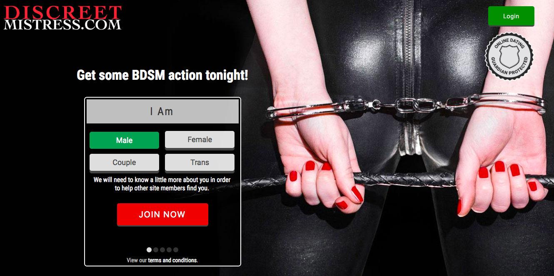 mistress dating site discreetmistress.com