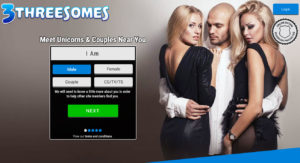 threesome dating sites