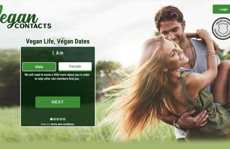 dating for vegans