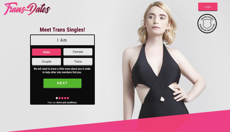 trans dating